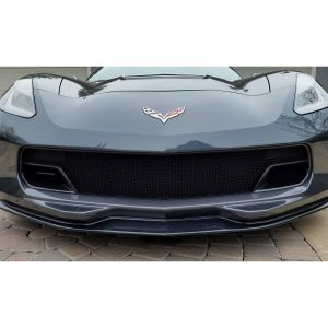 15-19 Z06/GS RaceMesh Front Grille (Carbon Flash Frame/Original Style Weave)