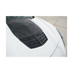 15-19 Z06 Hood Air Intake Vent Grille (Expanded Pattern)