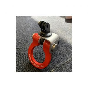 14-21 Titanium Tow Hook Camera Mount