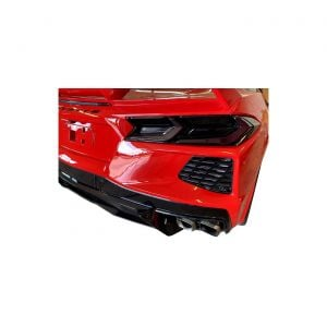 20-21 Tail Light Molded Acrylic Blackout Lens Package