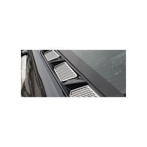 20-21 Perforated Hood Vent Screens (6pc)