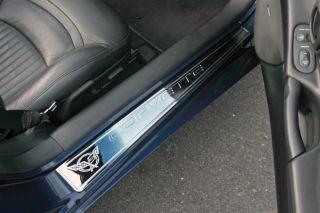 """97-04 """"Corvette"""" Billet Sill Protectors"""