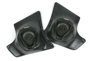 """1963-1967 Corvette Kick Panels w/4"""" Speakers"""
