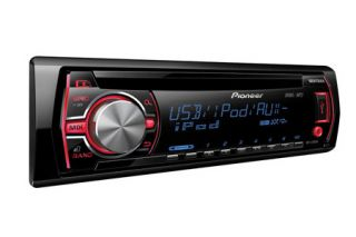 1984-1996 Corvette Pioneer DEHX-3500U AM/FM-CD Stereo & Conversion Kit