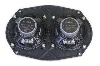 58-62 & 63-67 w/o AC Kenwood Stereo Speaker (Default)