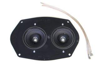 63-67 w/ AC Kenwood Stereo Speaker (Default)