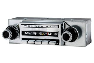 59-60 Wonderbar AM/FM Stereo Bluetooth Radio