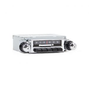 53-57 Slidebar Stereo AM/FM Radio