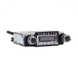 68-76 USA-740 Bluetooth Stereo AM/FM Radio