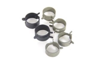 65 w/Carter or FI Fuel System Hose Clamp Kit