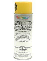 Yellow Zinc Primer Paint