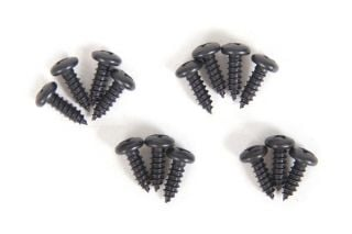 63-66 Roof Ledge Weatherstrip Screw Kit (Replacement)