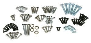 1978-1982 Corvette Interior Screw Set