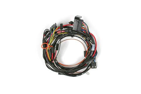 [SCHEMATICS_49CH]  1972 Corvette 454 Auto Engine Wiring Harness | 72 Corvette Wiring Harness |  | Zip Corvette
