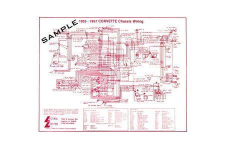 1963 corvette wiring diagram  zip corvette