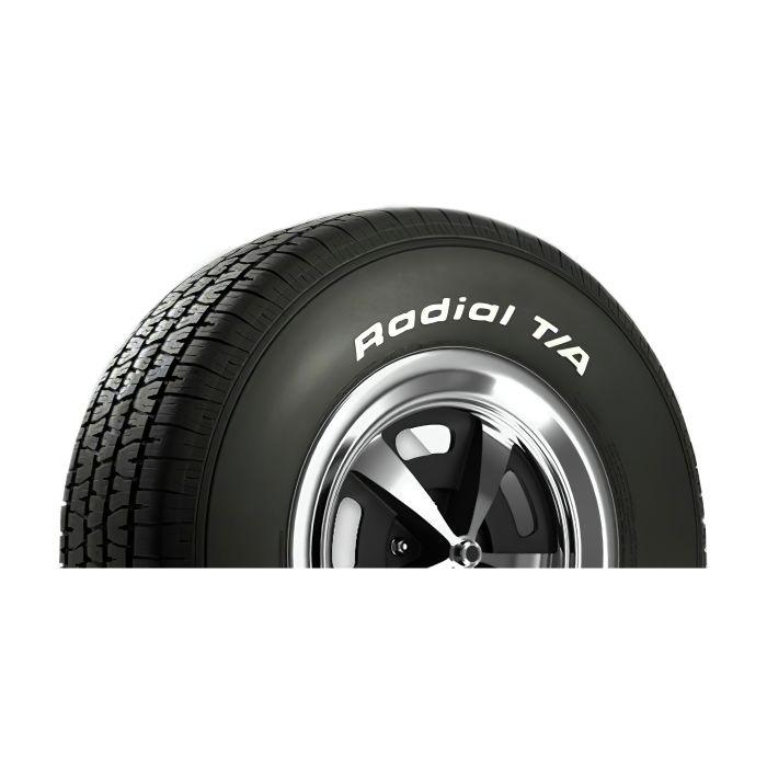 Goodrich Radial T//a Corvette C3 2157015 215//70-15 215//70 R15 215//70X15 B.F