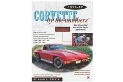 1955-1982 Corvettes By The Numbers
