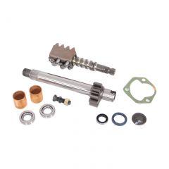 69L-82 Steering Box Rebuild Kit w/ Pitman Shaft & Worm Gear Assembly