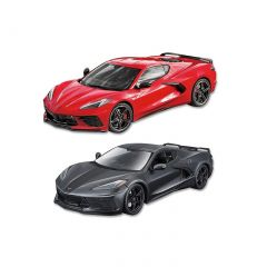 1:18 Scale 2020 Corvette Stingray Die Cast Model