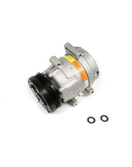 1997-2003 Corvette AC Compressor w/Clutch (New)