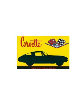 63-67 Owners Manual (Year)