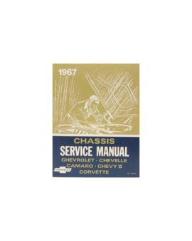 1967 Corvette Shop/Service Manual