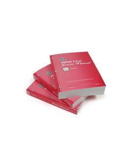 2008 Corvette GM Shop/Service Manual