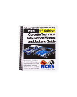 65 NCRS Judging Manual (6th Edition)
