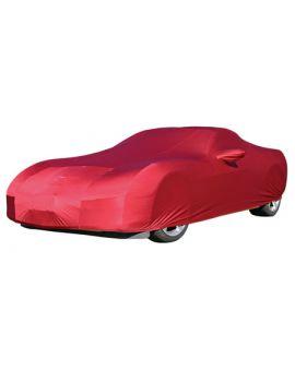 2005-2013 Corvette Coupe Stretch Satin Car Cover