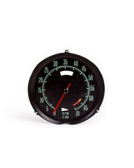 68-71 6500rpm Tachometer (Electronic)
