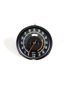 68-71 5600rpm Tachometer (Electronic)
