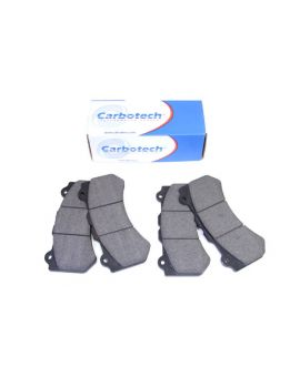 15-18 ZO6 Carbotech AX6 Front Brake Pads
