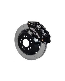 "65-82 Wilwood 14"" Front Superlite 6-Piston Brake Kit w/GT Rotor"