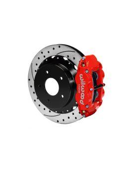 "65-82 Wilwood 14"" Rear Superlite 4-Piston Brake Kit w/SRP Rotor"