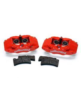 97-13 Wilwood Direct Fit DPC56 Rear Brake Caliper & Pad Kit (BrakeColor)