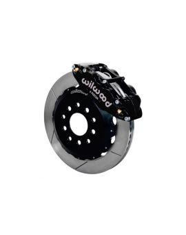 """88-96 Wilwood Superlite 6R Front Brake Kit w/ 12.8"""" GT Rotors"""