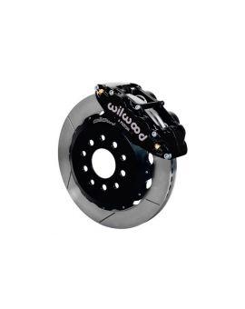 """88-96 Wilwood Superlite 6R Front Brake Kit w/ 14"""" GT Rotors"""