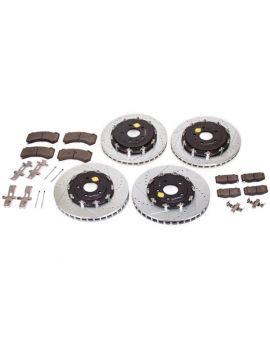 15-18 J56 (Z06) Power Stop Drilled & Slotted Rotors w/Z26 Brake Pads