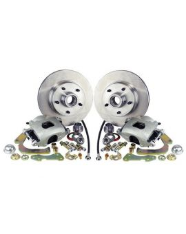 53-62 Front Disc Brake Conversion Kit (Performance)
