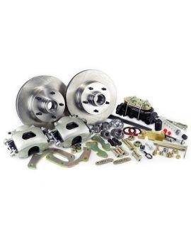 53-62 Front Brake Conversion Kit w/Dual Master Cylinder (Performance)