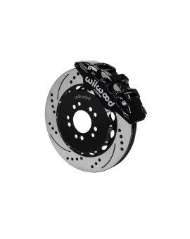 "14-19 Wilwood AERO6 Front Brake Kit w/15"" SPR Drilled Rotors"