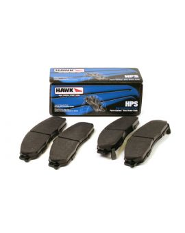 1997-2013 Corvette Hawk HPS Front Brake Pads