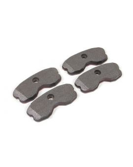 2006-2013 Corvette Z06/Grand Sport 1pc Carbotech 1521 Street Rear Brake Pads