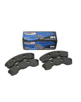 2006-2013 Corvette Z06/Grand Sport Front Hawk HPS Brake Pads (1-piece)