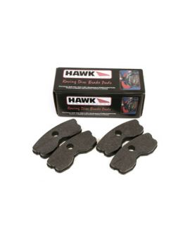 06-13 Z06/Grand Sport Rear Hawk HP Plus Brake Pads (1-piece) - Brand Image