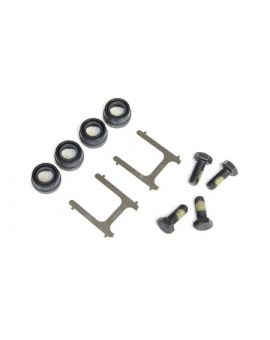 84-87 Front & 84-13 Rear Brake Caliper Guide Pin Bolts & Bushings (Default)