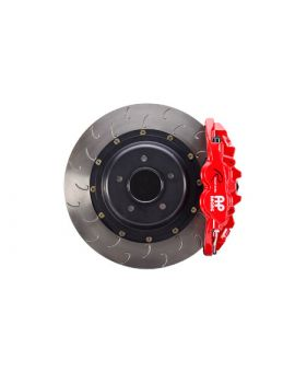 2005-2013 AP Racing Radi-Cal Rear 4-Piston Brake Package w/Rotors (Brake Color_Rotor Surface)