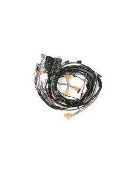 1958-1961 corvette dash main wiring harness w/fuse box