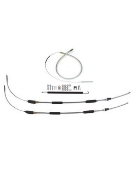 53-62 Park Brake Cable Kit (Correct Cables)