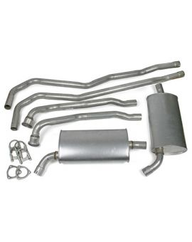 "1966-1967 Corvette 327 Manual 2-2 1/2"" Exhaust System"
